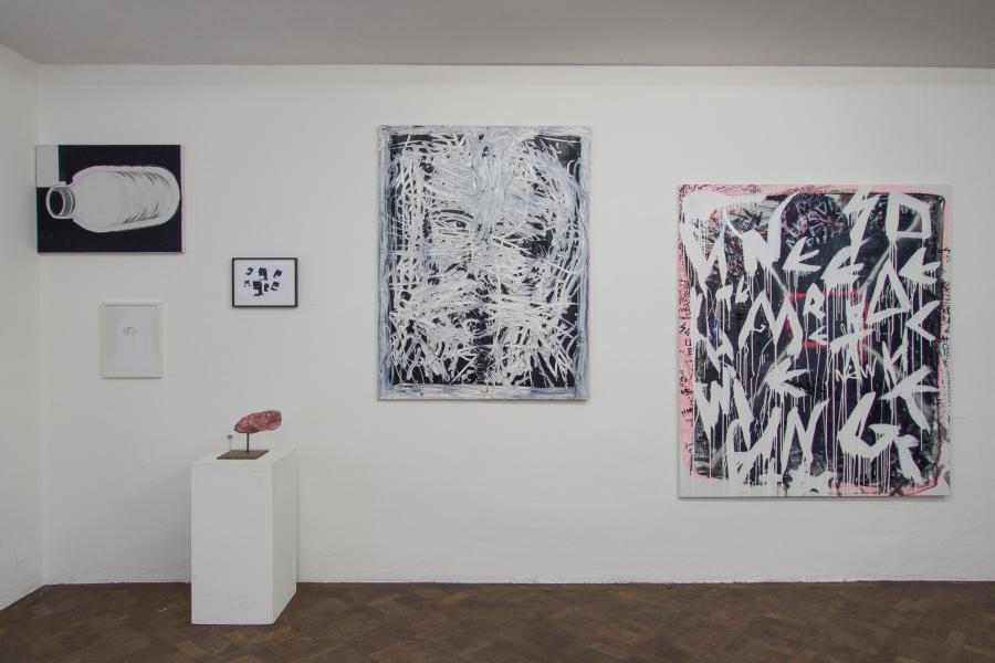 WAF REVIEW 2014, Ausstellungsansicht Büro Weltausstellung 2014