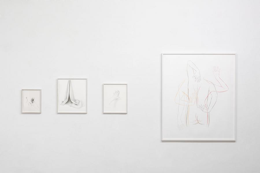 Ulrike Lienbacher (Courtesy the Artist and Gallery Krinzinger, Photo: Simon Veres