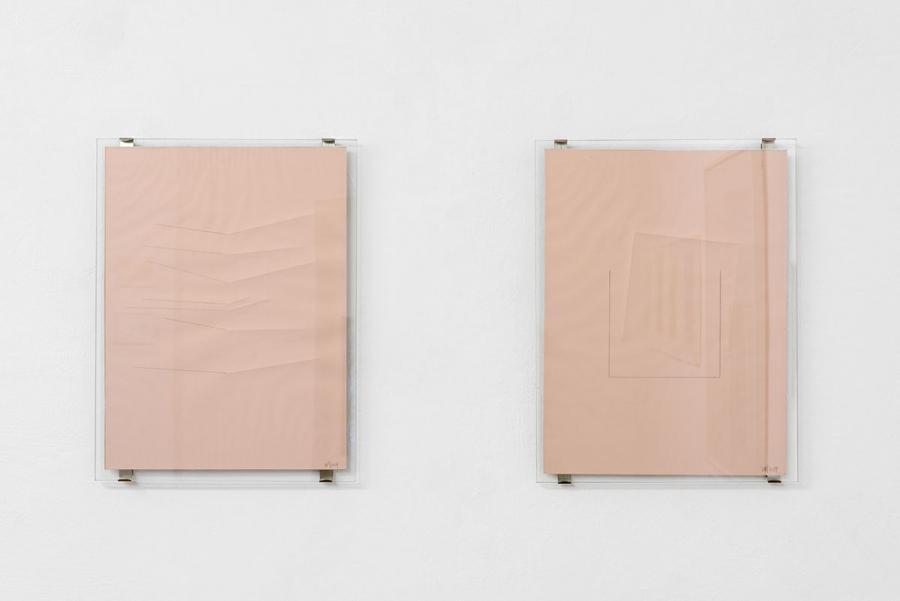 Judith Fegerl (Courtesy Galerie Hubert Winter, Photo: Simon Veres