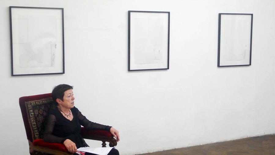 Dr. Felicitas Heimann-Jelinek, Büro Weltausstellung, Juli 2014