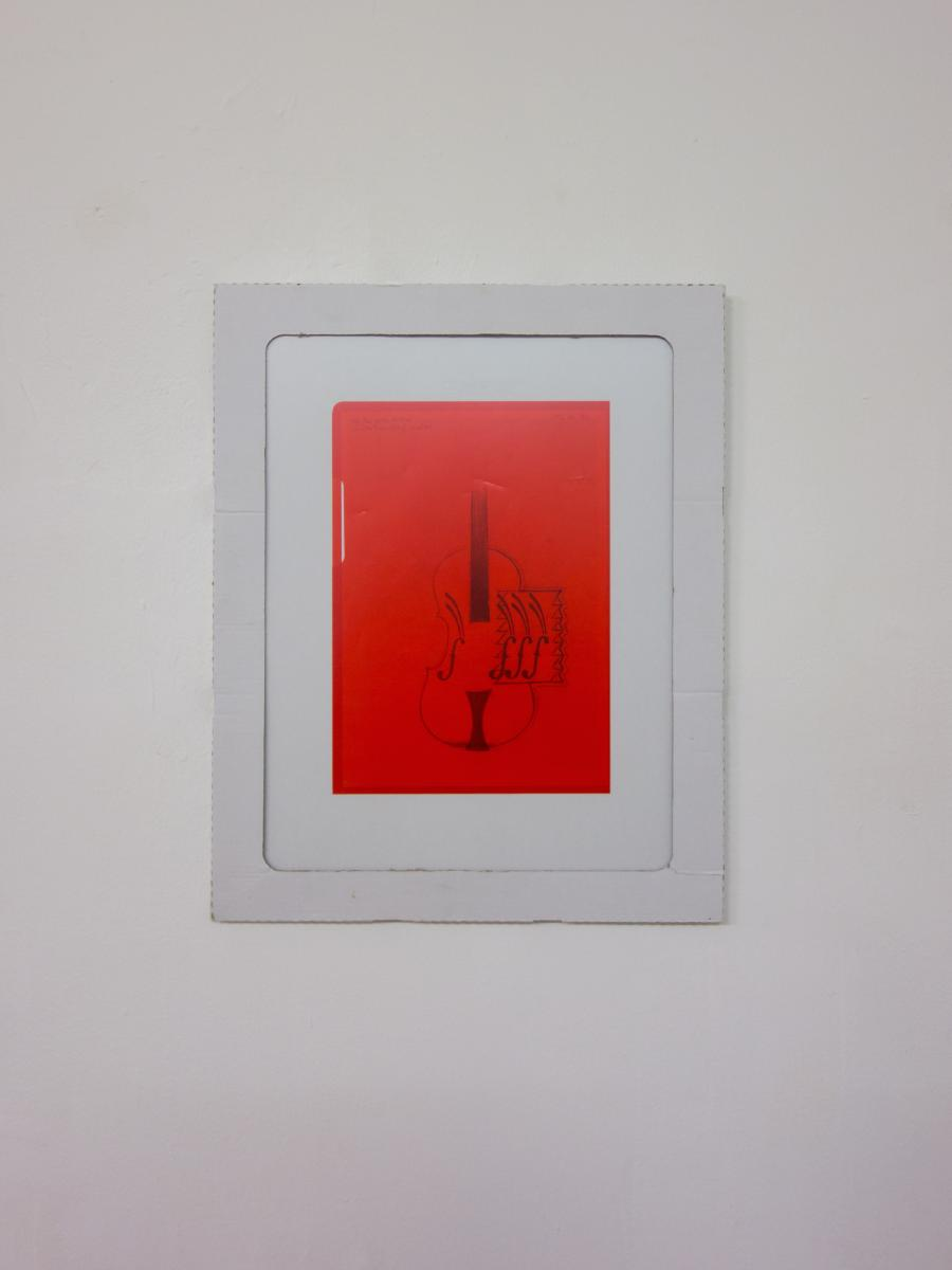 NORBERT BRUNNER LIENZ OT Bleistift auf Papier 29,7 x 21 cm 2007