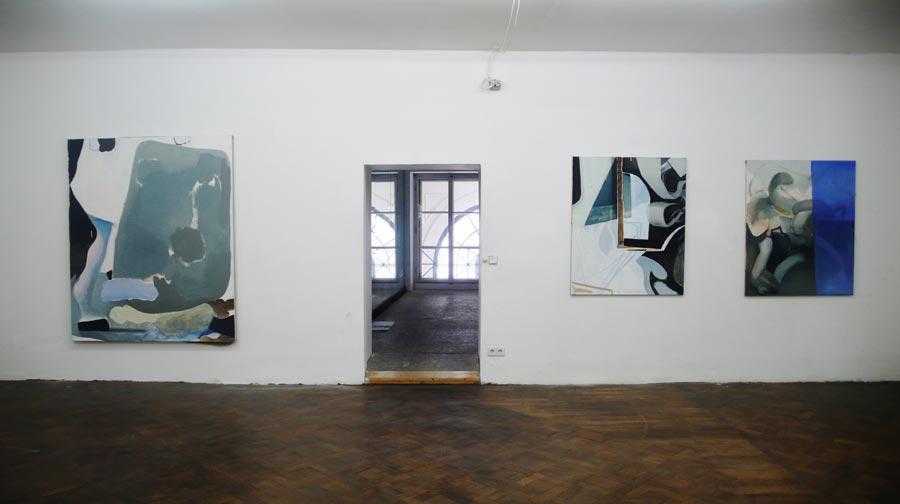 Katherina Olschbaur, Installationsansicht
